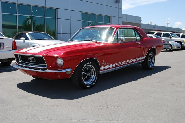 salt lake city utah mustang 1968 pinnacle auto appraiser appraisal dimished value